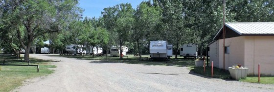 Campers Must be Moved Out of Campground By May 9,2021 GULL LAKE SouthWest Saskatchewan  Gull Lake Tourism Committee Events Community