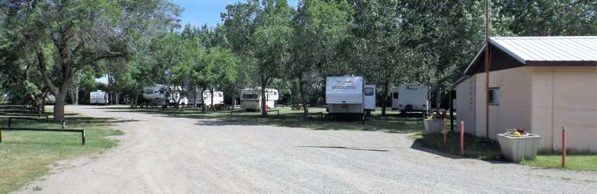 Campground Getting Ready for the 2018 Season GULL LAKE Tourism  Tourism Committee Gull Lake Campground