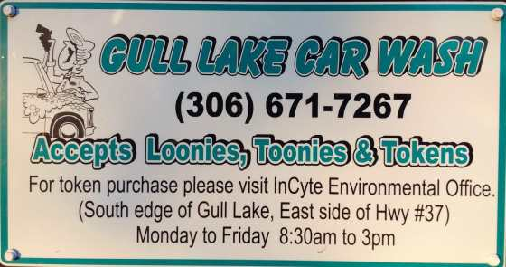 "FEATURE BUSINESS OF THE WEEK ""Gull Lake Car Wash"" Business GULL LAKE SouthWest Saskatchewan  Small Business Community"