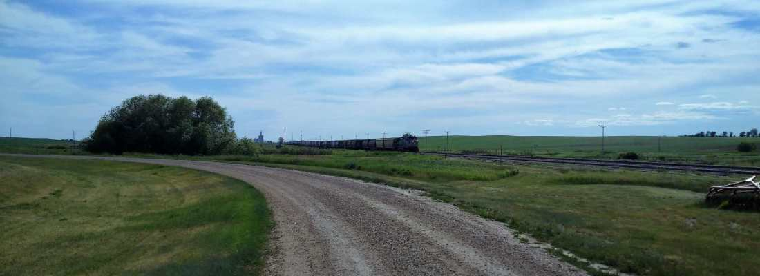 Canada's Crude-By-Rail Exports Surge To Record Oil & Gas  Oil Pipelines Oil & Gas Production Canada