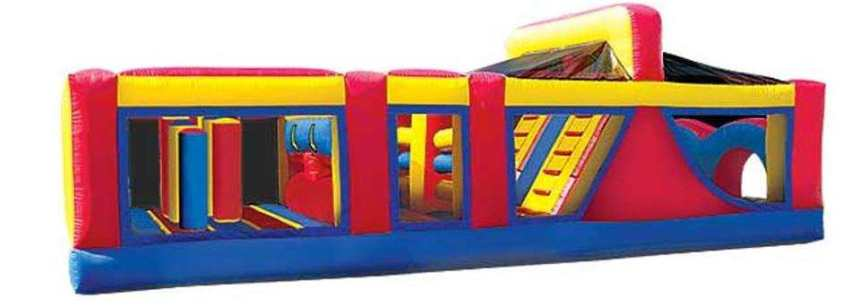 Awesome Inflatable Obstacle Course is Coming to the Crescent Point Pool GULL LAKE Health & Wellness  Crescent Point Pool