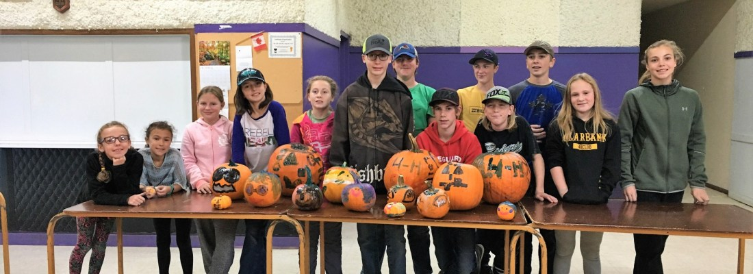 4-H Jackpot this Weekend in Webb SouthWest Saskatchewan  Clairbank 4H Club