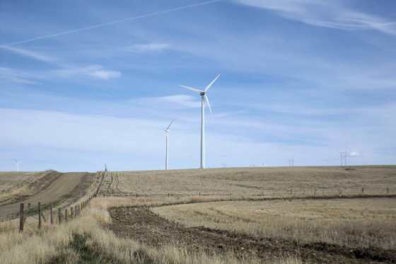 Energy company developing two wind energy project proposals in southwest Saskatchewan SouthWest Saskatchewan  Wind Power Saskatchewan