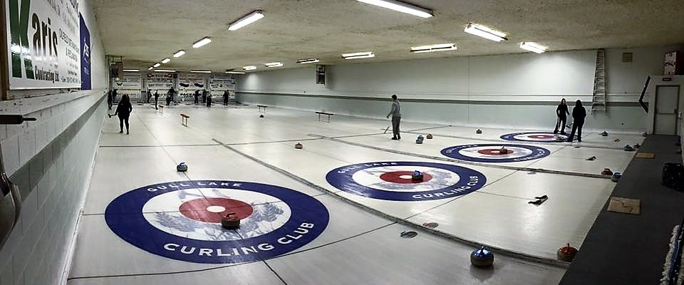 Curling Rink Board Thanks Donors for Adopting Rocks GULL LAKE  Gull Lake & District Curling Rink