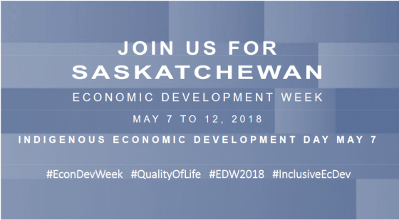 May 7th to 12th is Economic Development Week Business Economic Development GULL LAKE  Town Council Small Business Community