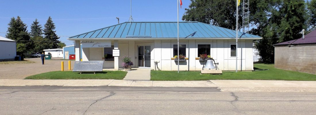 Town Office to Close to the Public Effective Immediately Government GULL LAKE  Town Council Mayor's Report Covid-19 Community
