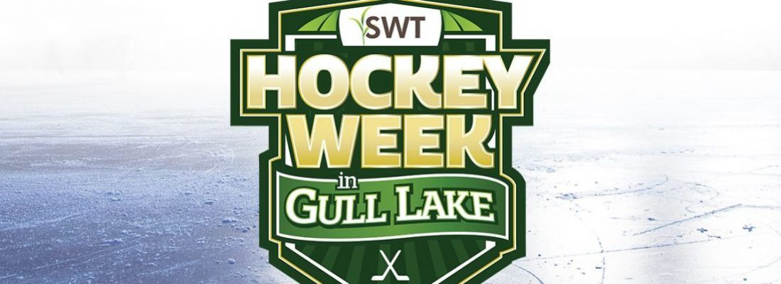 SWT Hockey Week in Gull Lake Full Schedule! GULL LAKE Tourism  Gull Lake Recreation Complex Events Community