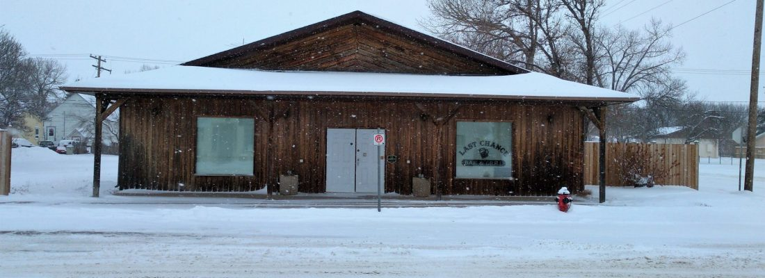 Last Chance Bar and Grill Opens Tomorrow Business Government GULL LAKE  Small Business Mayor's Report Community