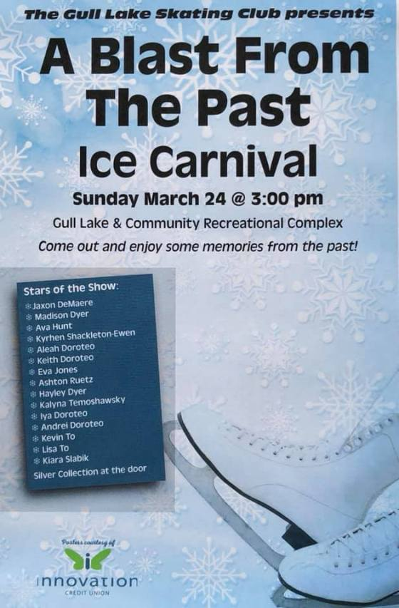 A Blast From the Past Ice Carnival GULL LAKE  Events Community