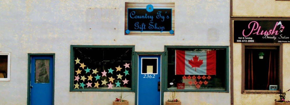 Country Ty's Gift Shop CHRISTMAS OPEN HOUSE Business GULL LAKE  Small Business