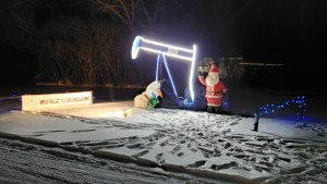 Christmas Cove 2019 Most Decorated Business GULL LAKE SouthWest Saskatchewan Tourism  Tourism Committee Mayor's Report Gull Lake Campground Events Christmas Cove