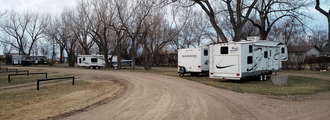 Trailers and Christmas Displays to be Removed From Campground By May 15th GULL LAKE Tourism  Tourism Committee Gull Lake Campground