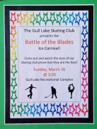 Gull Lake Skating Club Ice Carnival