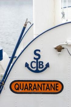 Fartyg i karantän