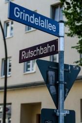 Hamburgs snabbaste gata