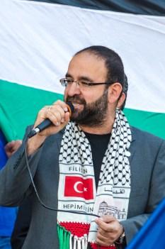Mehmet Kaplan, MP