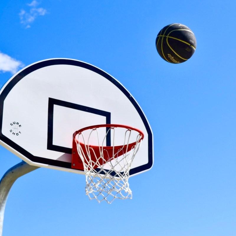 Basket Gullviks Havsbad Höga Kusten