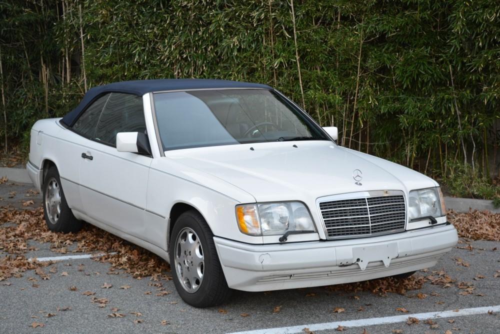 1995 Mercedesbenz E320 Stock # 19824 For Sale Near
