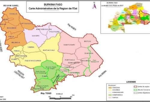 Fada N'Gourma: Un convoi militaire saute sur une mine artisanale
