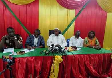 Élections_2020: Le CDP non satisfait mais ne posera pas de recours pour les élections présidentielles