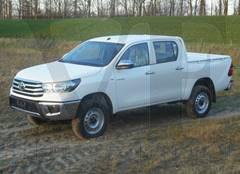 Toyota Hilux Doble Cabina STD VehiclesTaxFree