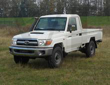 Toyota Landcruiser VDJ79 Pick Up Single Cabin Vehicles Tax Free