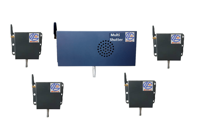 GSM Shutter Siren System for security! - Gulshan Walecha