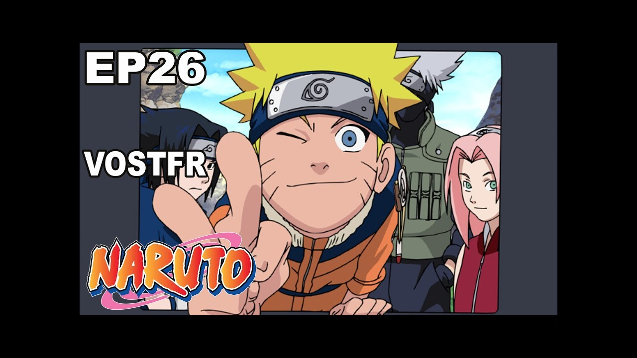 Naruto en VF - Naruto - Episode 20 - Lexamen des Chunin
