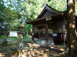 夏目 神社