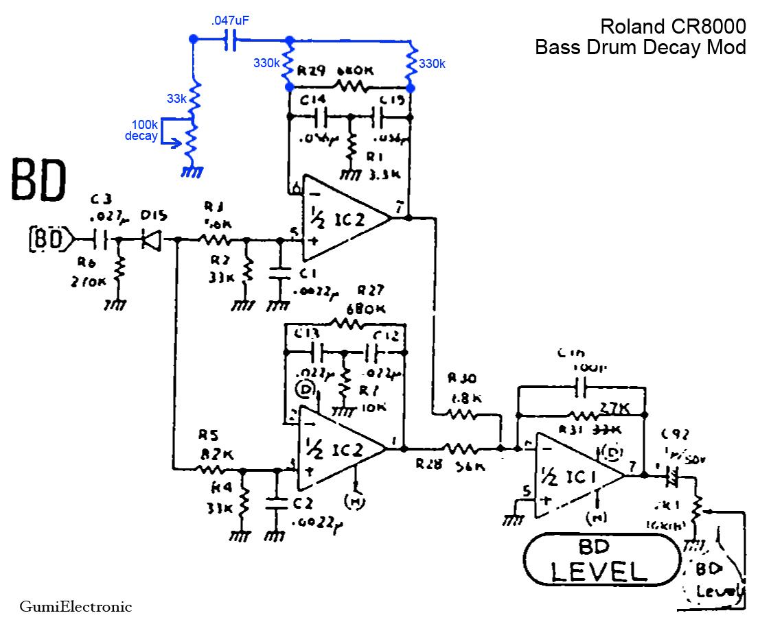 Electronic Drum Wiring Diagram : 30 Wiring Diagram Images