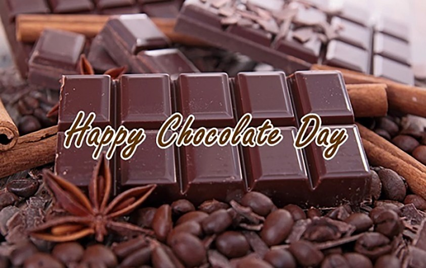 Happy Chocolate Day Status, Chocolate Day Wishes Images