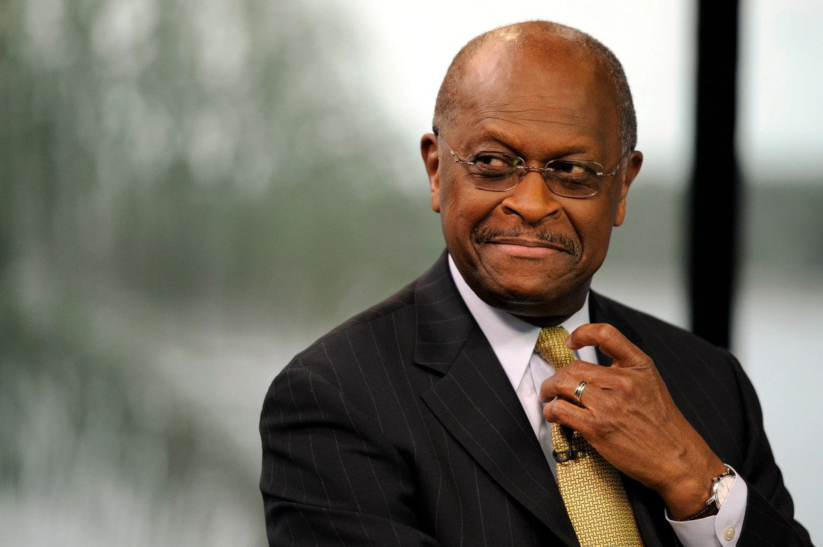 Federal Reserve Board Trump Considering Herman Cain For