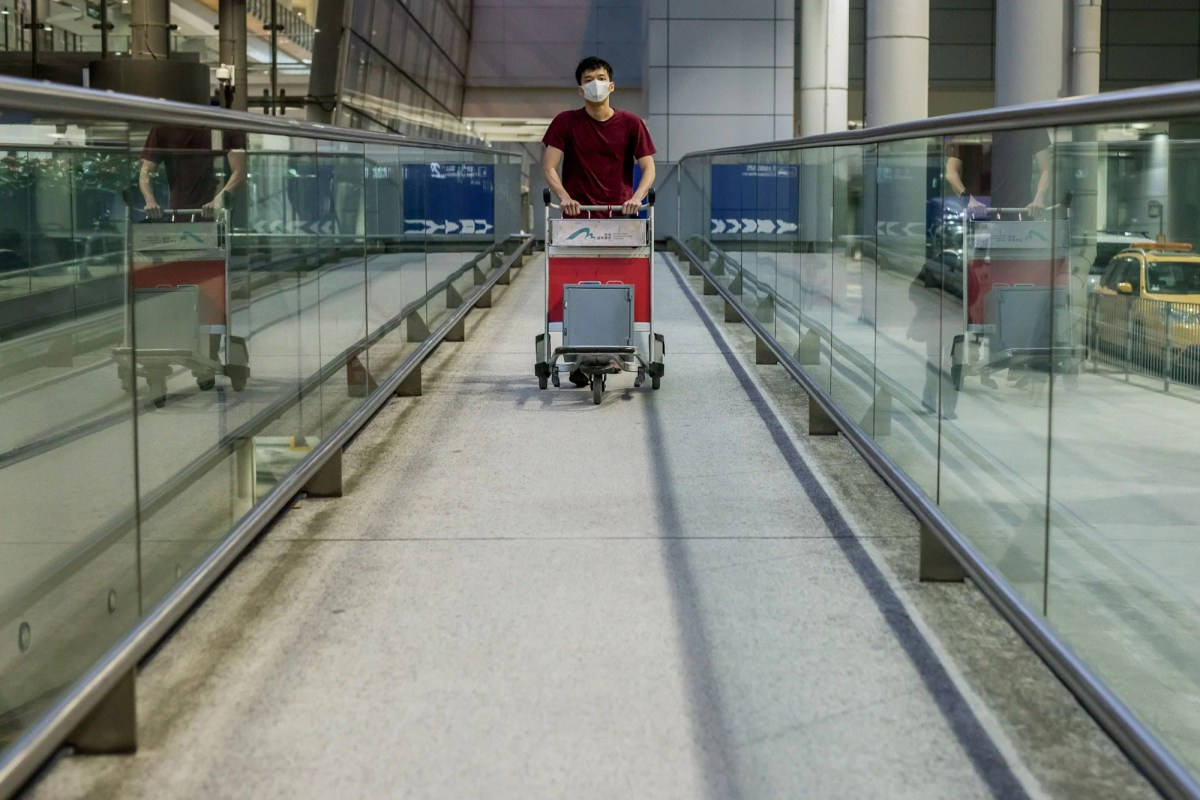 Coronavirus Outbreak Wuhan Airport Reminds Air India Crew