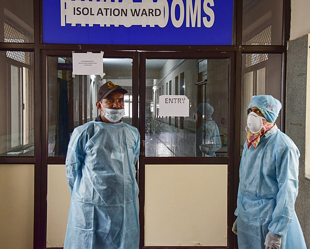 Coronavirus India Updates: Jammu Sees First Positive Case, Total At 41