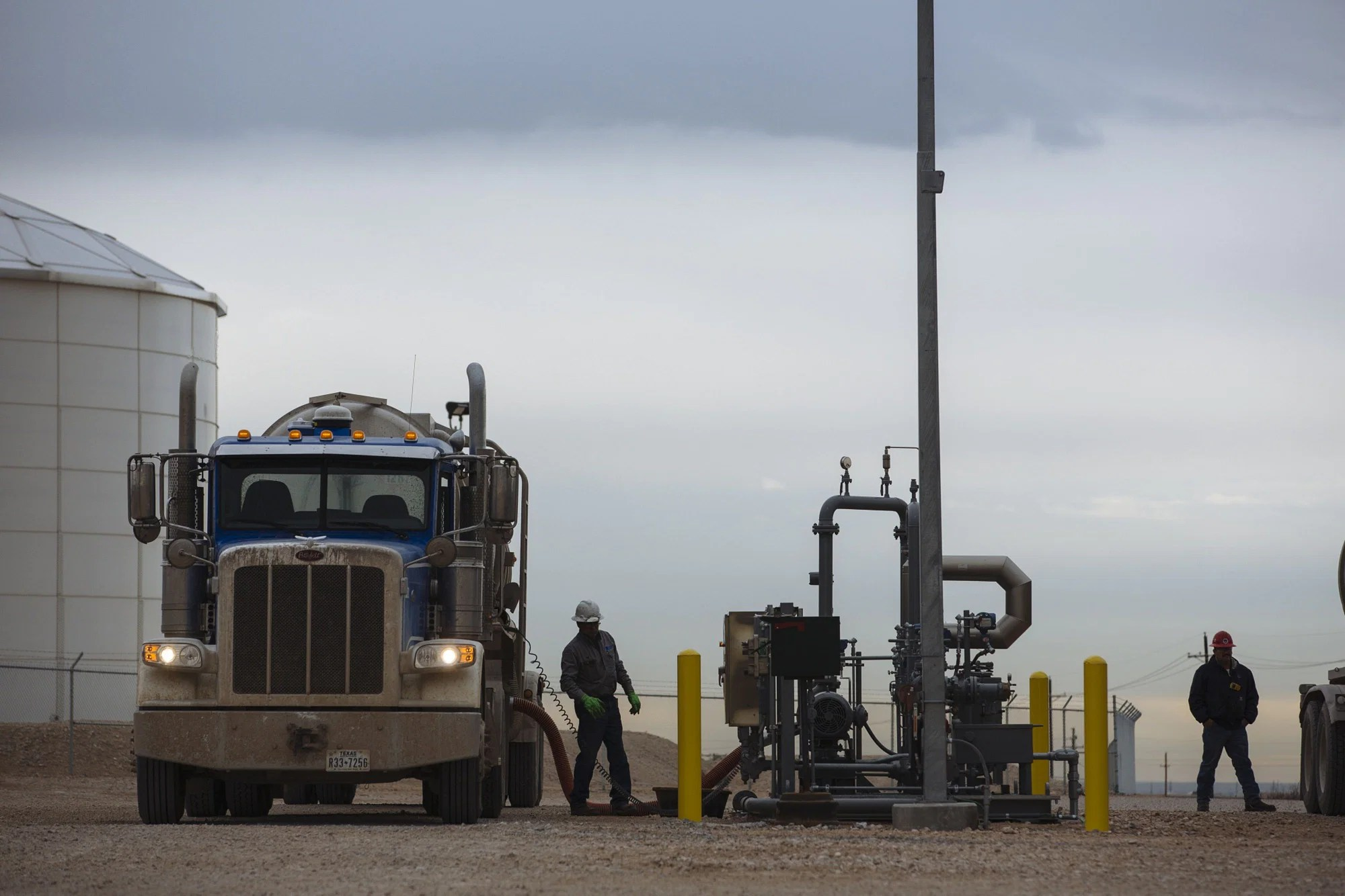 The Oil Price Crash in One Word: 'Inelasticity'