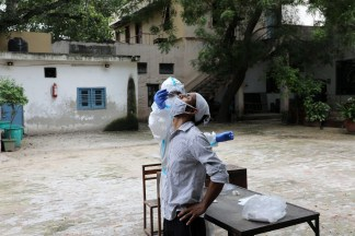Death Toll in India Nears 50,000 As Coronavirus Cases Rise Unabated
