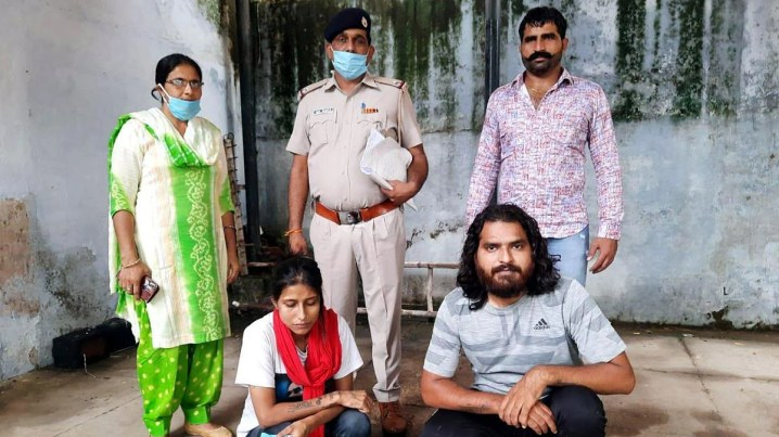 Woman arrested in Lawrence Bishnoi gang, trying to kill her husband