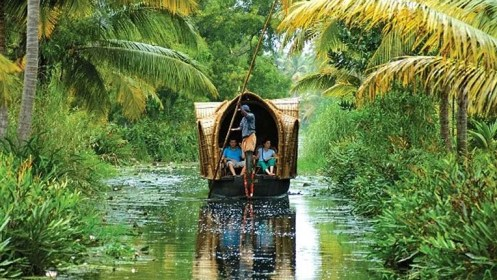 Image result for Celebrate Love in the Backwaters of Kerala