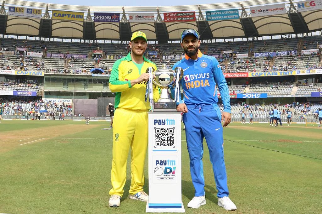 India Vs Australia 2nd Odi Live Streaming When Where And