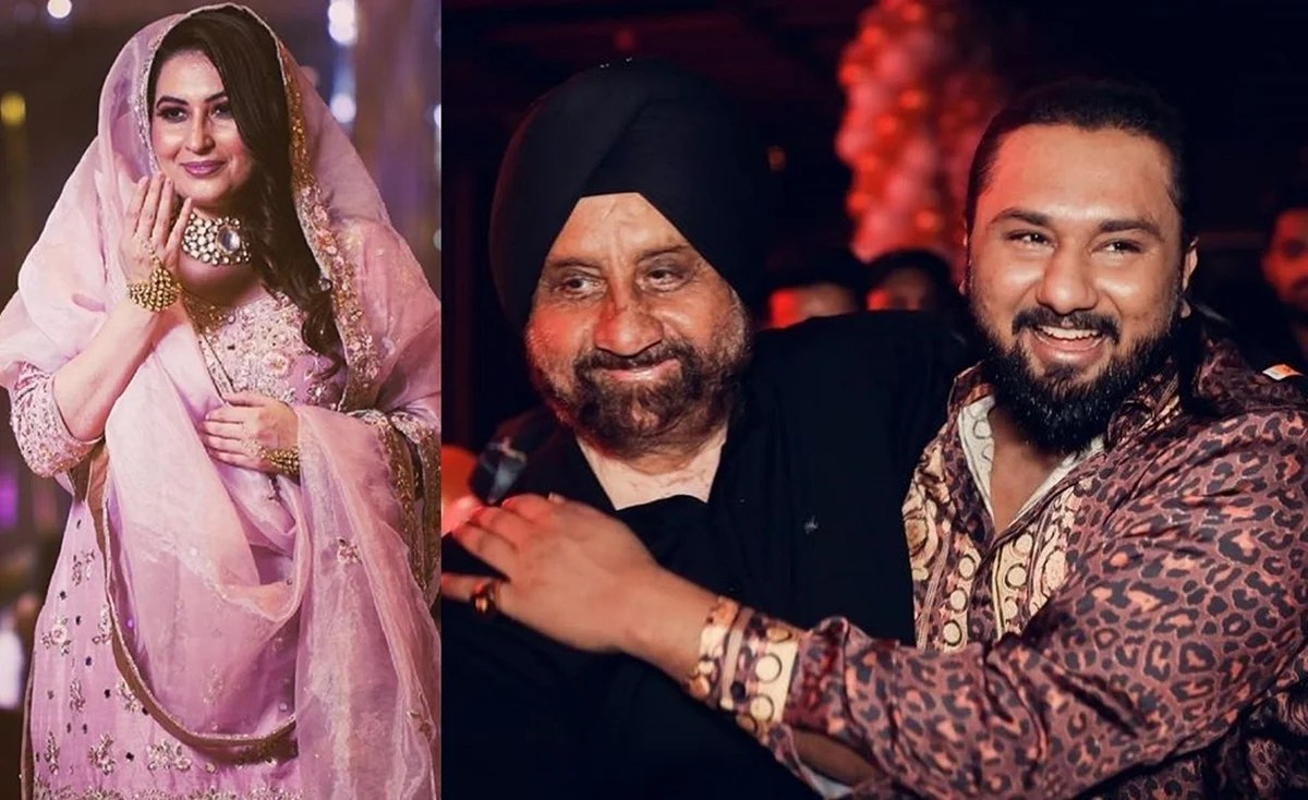 Yo Yo Honey Singh's wife claims father-in-law walked into her room while  she was
