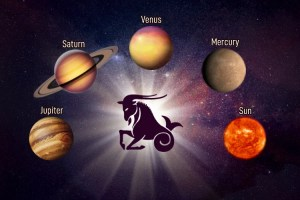 Find out how the combination of 6 planets in Capricorn will affect in total
