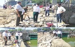 مقبوضہ جموںوکشمیر: سرینگر میں تاجروں کا بنیادی سہولیات کی فراہمی کا مطالبہ