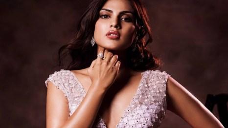 Rhea Chakraborty blocked from 'Chehre' poster