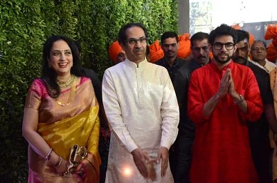 While kareena kapoor recently reminisced about how he and saif came closer, saba ali khan took her followers to their wedding day by sharing some unseen photos. Raj Thackeray makes 'power' statement at son Amit's wedding