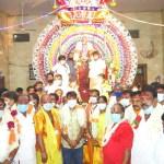 வேலூர்: நள்ளிரவில் கண் திறப்பு... இந்த ஆண்டும் எளிமையாக நடந்த குடியாத்தம் சிரசுத் திருவிழா!