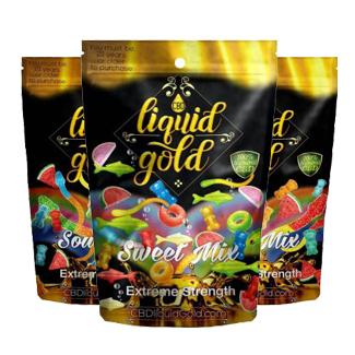 Liquid Gold CBD Gummies