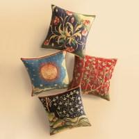 Four Seasons Pillows | Gump's