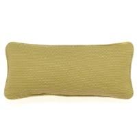 Serenade Aloe Outdoor Bolster Pillow | Gump's