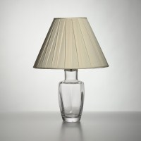 Simon Pearce Fairlee Table Lamp, Small | Gump's
