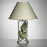 Simon Pearce Nantucket Table Lamp, Large | Gump's